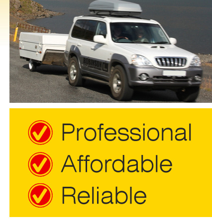 B+E Car and Trailer Towing Centre